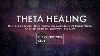 ThetaHealing® at The Conscious Club Amsterdam
