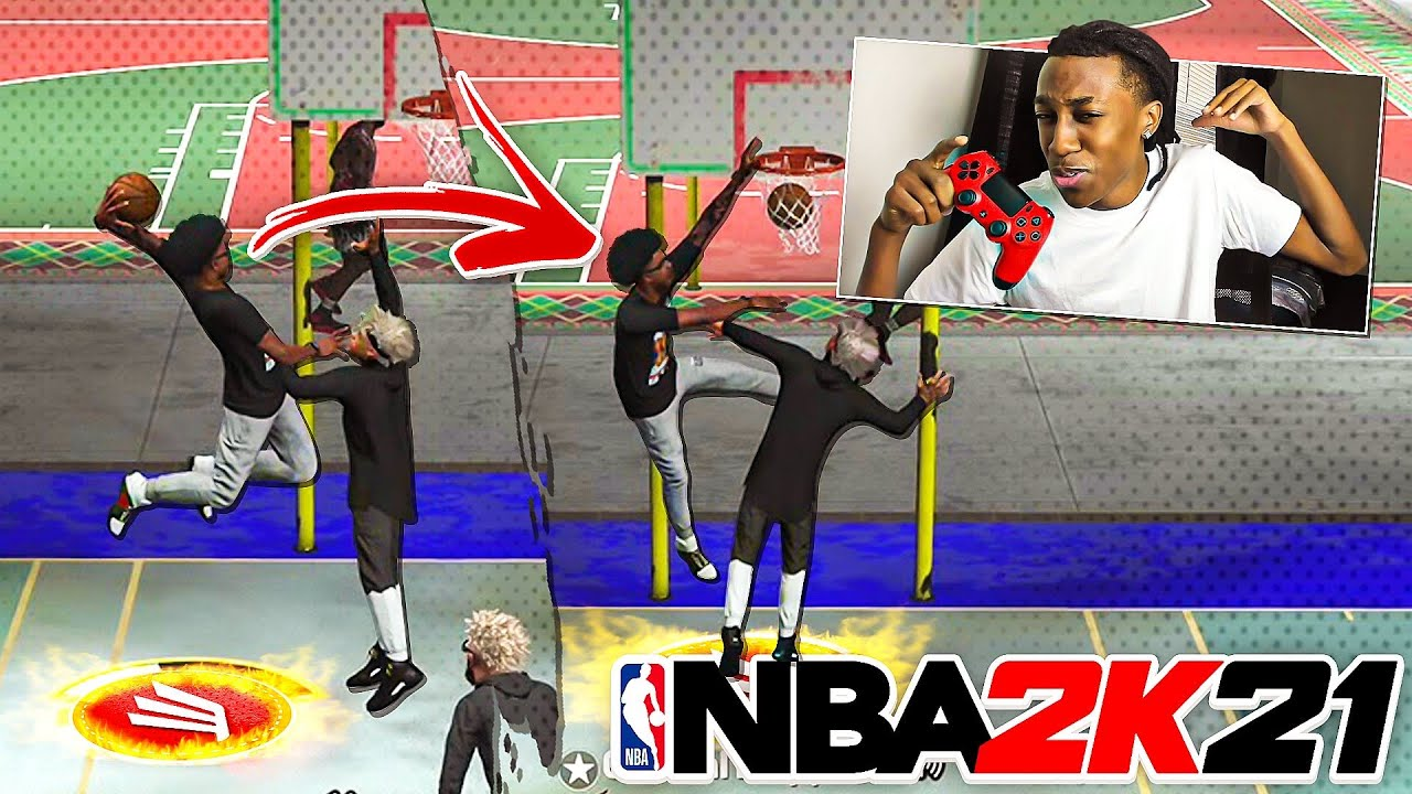 Ya Boi Tonio - I Returned To Current Gen NBA 2k21.. It Was LIT!😝