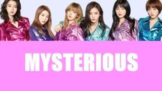 HELLOVENUS (헬로비너스) – Mysterious Lyrics [ENG|ROM|HAN]