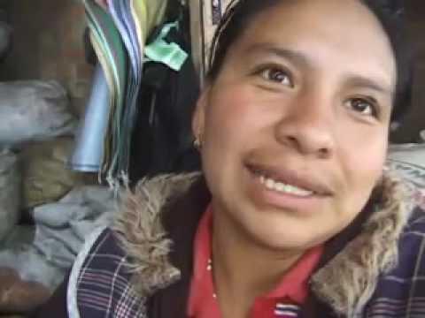 Otavalo, Ecuador:  Que Papa Quiere, Casera?