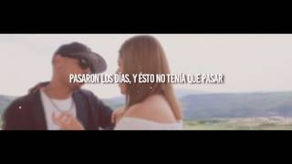 Tenerte De Regreso - Griser Nsr Ft. Karina (Video Lyrics Oficial)
