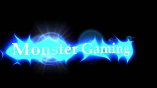 Monster Gaming TEXT