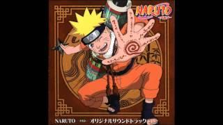 Naruto OST I #4 Naruto's Daily Life (Naruto no Nichijō)