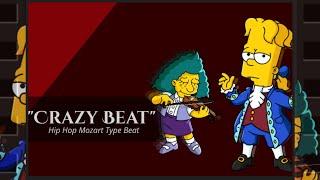 "[FREE] Hip Hop Mozart Type Beat | ""Crazy Beat"" | Type Beat 2017 | Beats By SPG"