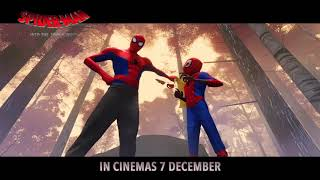 Spider-Man: Into the Spider Verse - in cinemas 7 Dec