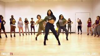 Pills And Automobiles - Chris Brown (choreography by Aliya Janell)