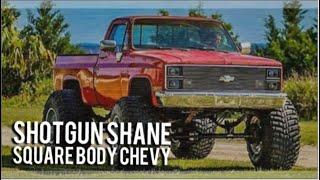 Shotgun Shane - Square Body Chevy [Official Music Video]