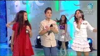 Color Esperanza, Julia, Samuel, Reyes, Javier y Ramón