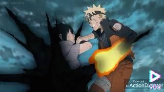 Naruto vs. Sasuke (Lucid Dreams by juice wrld)