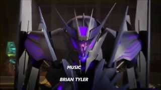 Transformers Prime BEAST WARS (cover) intro.