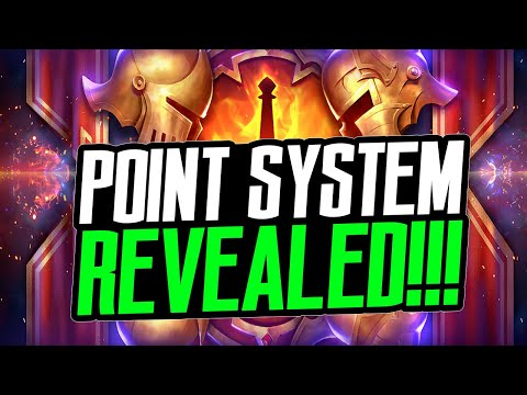 CLAN VS CLAN : Everything you need to know about the Point system I Raid Shadow Legends
