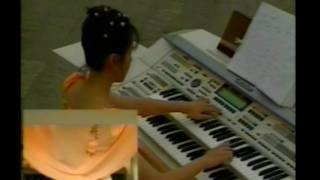 午夜香吻 電子琴演奏