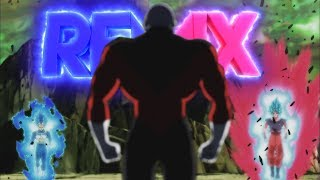 Vegeta & Goku vs Jiren (DUB) - [Dubstep Remix]