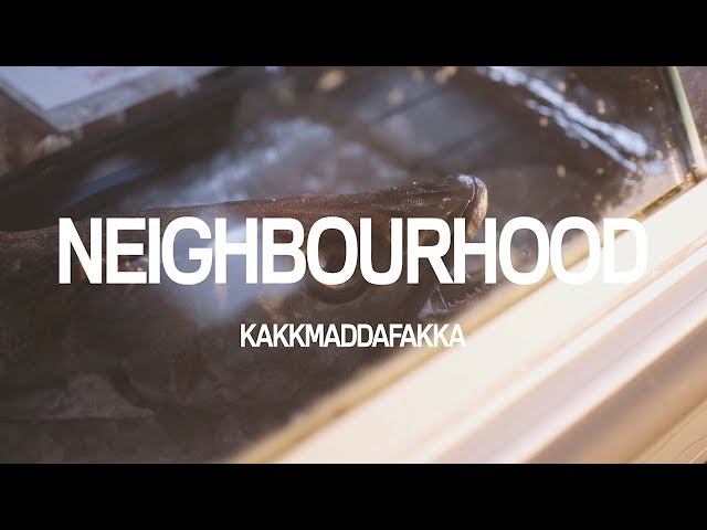Video de Neighbourhood de Kakkmaddafakka