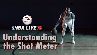 NBA LIVE 16 - How to Use the Shot Meter | @EASPORTSNBA