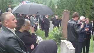 Ivanciuc Vasile temetése