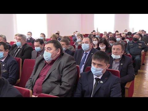 Новости Шаран ТВ от 26.02.2021