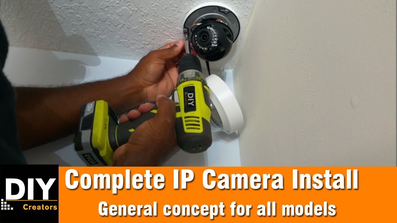 Security Camera Installation Service Lubbock TX 79401