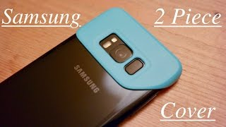 Samsung 2 Piece Cover for Galaxy S8