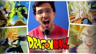 Dragon Ball GT - Música Abertura Portugal (Rock Cover) | Just Another Andrew (c/ Letra)