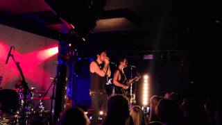 ABBY covers 'Howling' by Ry Cuming at their concert Berlin / Bi Nuu
