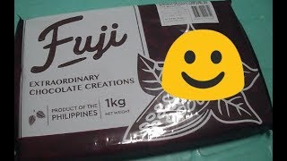Food Review Edition: FUJI CHOCOLATE (1 Kilogram Chocolate Bar)