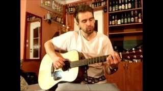 Desperado - The Secret (Chvojas Guitar Cover) NEW !!!