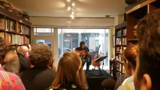 "Ryan Adams - Breakdown ""Pop Up gig"" // Live @Treadwell's Books, London 2017-01-29"