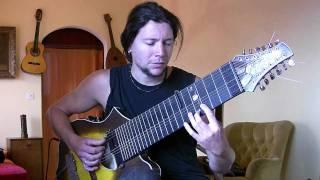 Meditation on beartrax guitar by jan laurenz