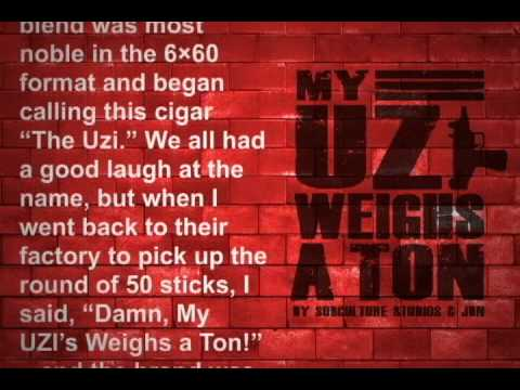 """""""My UZI Weighs a Ton"""" by Subculture Studios & JDN"""