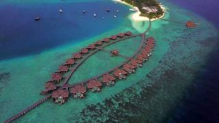 Maldives in 1 minute (Drone + GoPro) HD