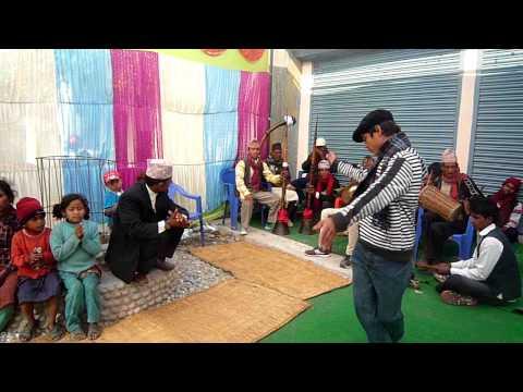 Pokhara-婚禮上的舞蹈