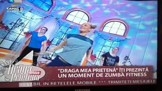 Margo Perfect Zumba live la Kanal D