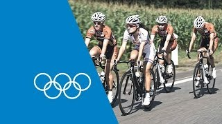 Training Day - Road Cycling With Lizzie Armitstead | Faster Higher Stronger