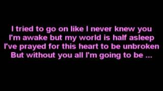 Backstreet Boys - Incomplete Lyrics =]