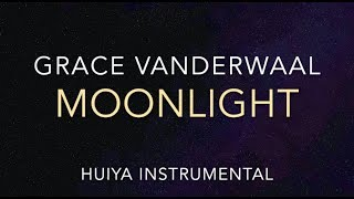 [Instrumental/karaoke] Grace VanderWaal - Moonlight (Piano ver.) [+Lyrics]