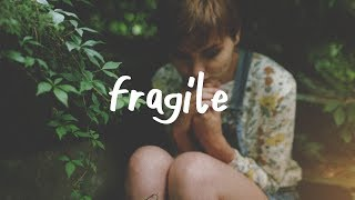 gnash - fragile ft. wrenn (Lyric Video)