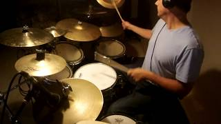 Stone Temple Pilots - Vasoline drum cover by Steve Tocco