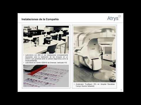Opciones de Inversión en el sector salud. Ampliación de capital Atrys Health