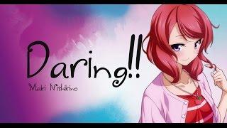 Daring!! - Maki Nishikino - Lyrics