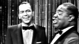 Sinatra and Louis Armstrong Birth of the Blues