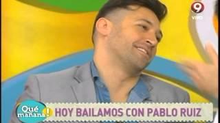 Conversamos con Pablito Ruiz