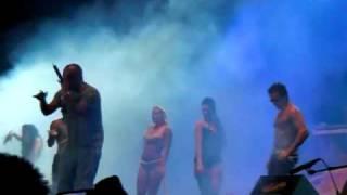 Maria Maria (Juan Magan) live