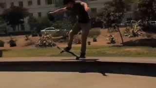 Daniel Wade at Lafayette Skateplaza | Downtown LA
