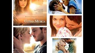 5 Melhores Filmes de Nicholas Sparks!