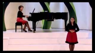 Aldana Cazacu - Cantati cu bucurie