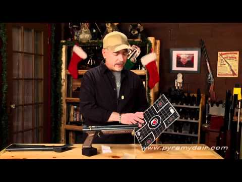 Video: Crosman 1377 multi-pump air pistol - Airgun Reporter Episode #75 | Pyramyd Air