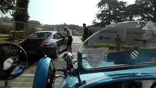 07- Goodwood Festival of Speed (2013) (Parking with Supercars)