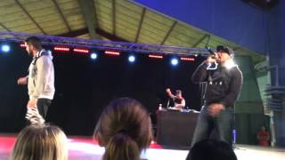 Stor ft.Gee Dixon, Bamma B - Swish live