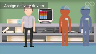 Infinity EPOS - Delivery software with caller ID, postcode lookup, SMS integration and more!